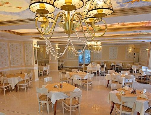 Картинка за Ресторант Рилена в хотел Рила (град Дупница)