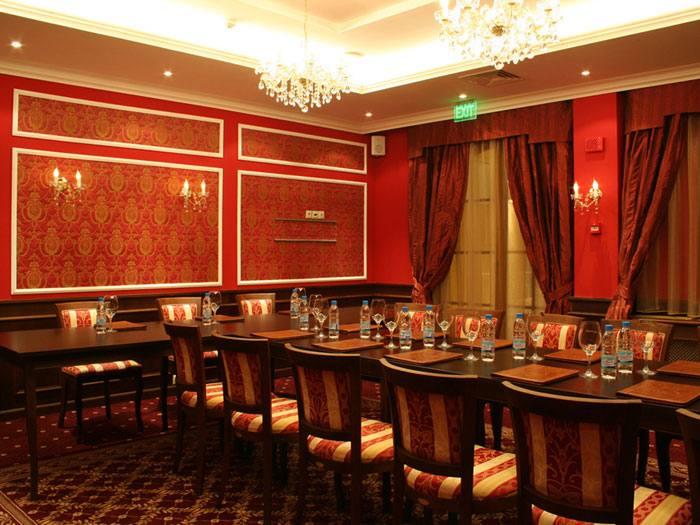 Картинка за Проект за интериорен дизайн на хотел Данубе