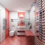 дизайн на баня в апартамент в град хасково от ирис дизайн