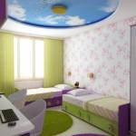 дизайн на детска стая в апартамент в град хасково от ирис дизайн
