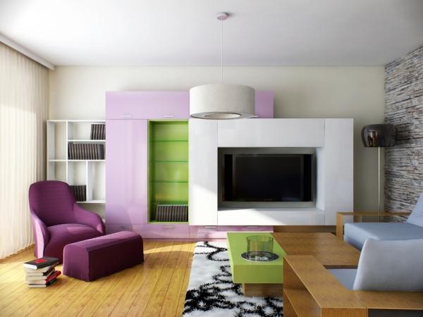 Картинка за Свеж и актуален вътрешен дизайн на Апартамент в Хасково