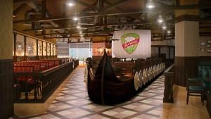 бирария Ale House в Paradise Mall, София - кът Скандинавия