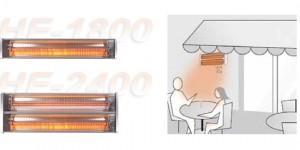 Инфрачервен нагревател