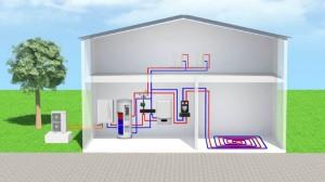 """Картинка за Софтуер за избор на климатична техника Hitachi от """"ТАНГРА"""" и """"Hitachi Air Conditioning"""""""