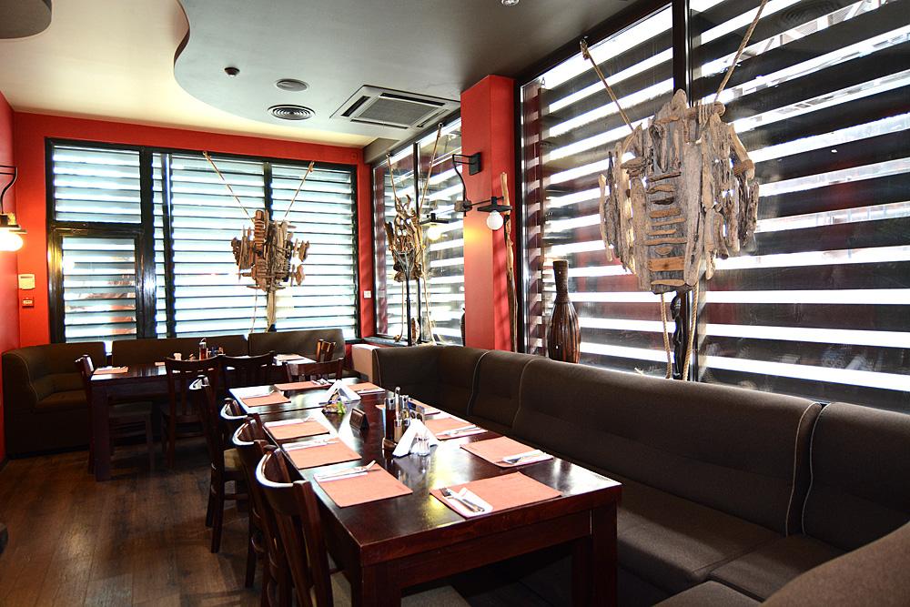 """Ресторант """"Добро"""" с уникален интериорен дизайн"""