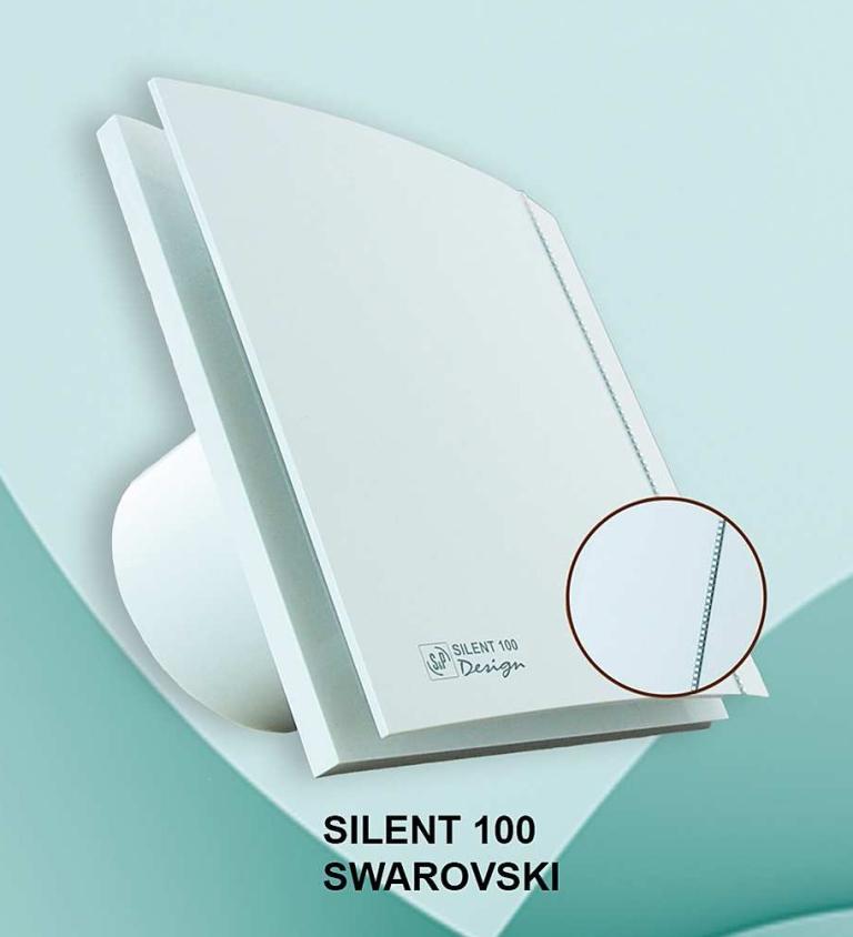 Картинка за SILENT – 100 CZ DESIGN SWAROVSKI за интериорен дизайн от класа!